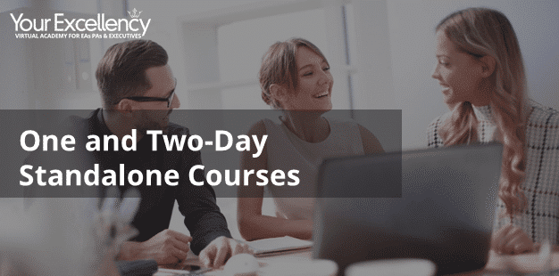one and two day courses